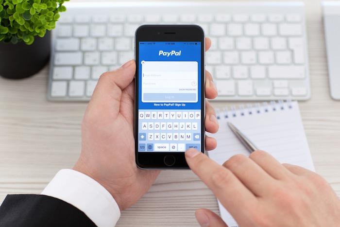 Paypal e-wallet za depozit