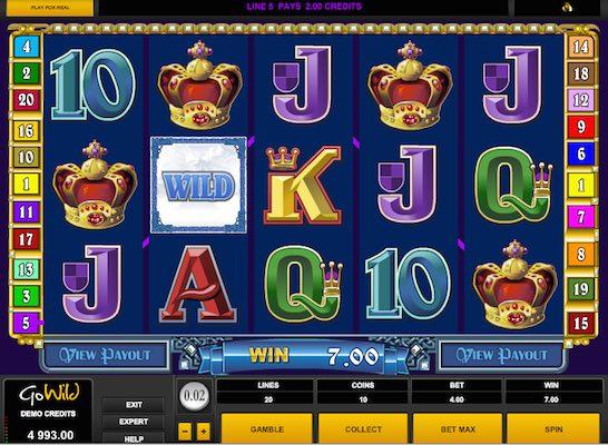 Las vegas slot machine games